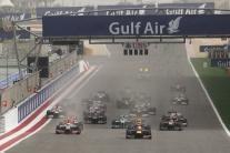 VC Bahrajnu formuly 1