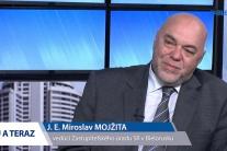Bielorusi veria, že Slovania by mali držať spolu, tvrdí Mojžita