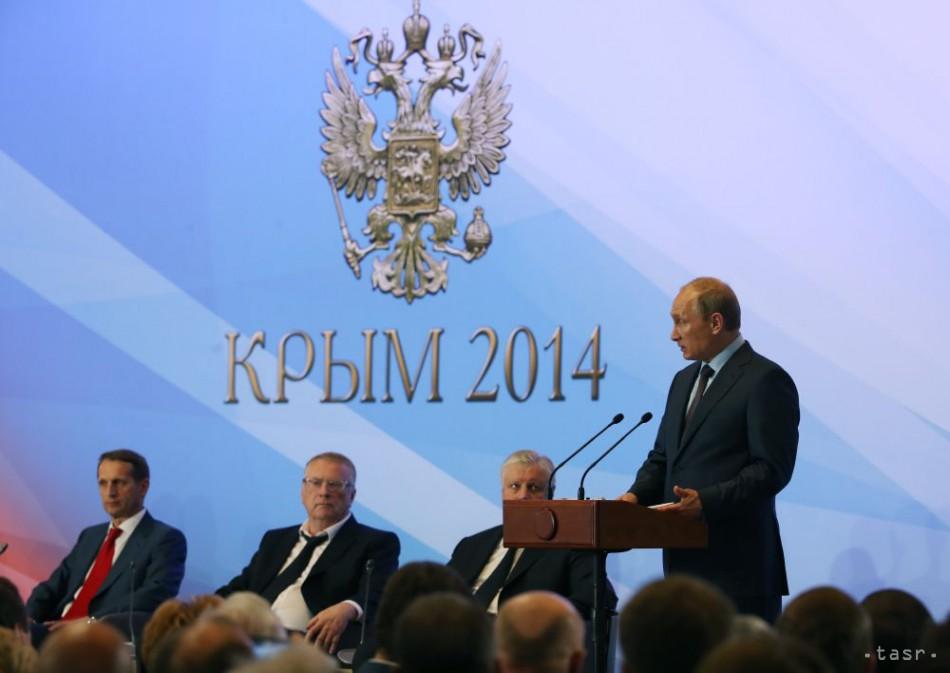 EP: Rusko získalo anexiou Krymu vojenské výhody v Čiernom mori