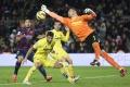 Villarreal prišiel o brankára, pretrhol si väz v kolene
