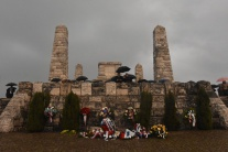 Pietna spomienka pri príležitosti 98. výročia trag
