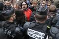 Cestovanie vo Francúzsku ovplyvnia štrajky na železnici a v parížskej