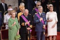 Belgicko má nového kráľa, Filip zložil prísahu