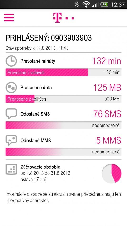 9af9cc6ba Telekom prináša novú verziu mobilnej aplikácie pre svojich zákazníkov