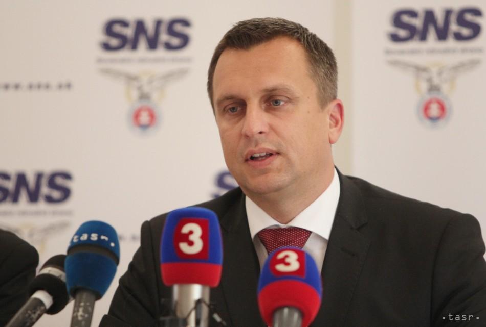 Danko: Pre SNS bude partnerom každá strana, ktorá bude v parlamente