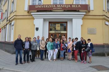 Na Univerzite Mateja Bela sa po prvýkrát konal Staff Week
