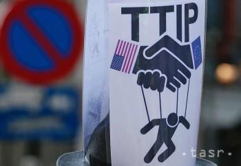 Sterling dúfa, že počas nášho predsedníctva dôjde k dohode o TTIP
