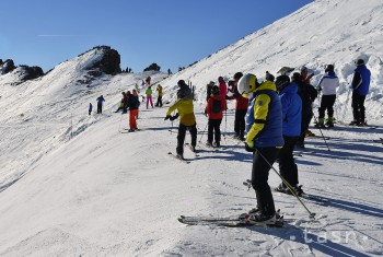 Na lyžovačku do Stuhlecku sa možno dostať špeciálnou dopravou