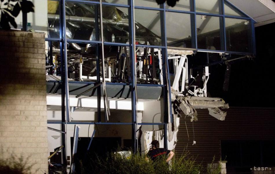 Výbuch v Belgicku si vyžiadal jedného mŕtveho a štyroch zranených