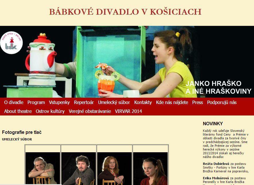 Bábkoví - Fotodenník - SkolskyServis.TERAZ.sk 6c59f068fdb
