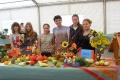 Na Medzibodrožskom kultúrnom festivale zaujali dekorácie žiakov