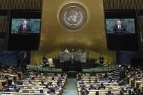 A. KISKA: Pri slovách Donalda Trumpa o KĽDR zašumela celá sála VZ OSN