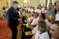 Premiér odovzdal členom výpravy paralympijského družstva dekréty