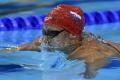 Podmaníková zvíťazila na Plzenských šprintoch na 200 metrov prsia