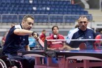 ÚSPEŠNÍ PARALYMPIONICI: Na MS v stolnom tenise získali zlato a bronz