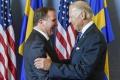 Biden pochválil Švédsko za ústretový postoj k prijímaniu utečencov