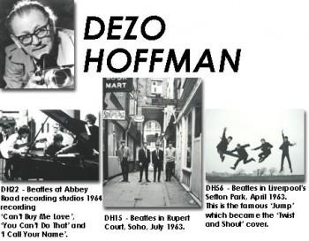 Dežo Hoffman, dvorný fotograf The Beatles, by mal narodeniny