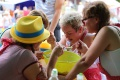 V Terchovej zjedli návštevníci viac ako tonu bryndzových halušiek