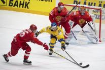 Švédsko - Rusko
