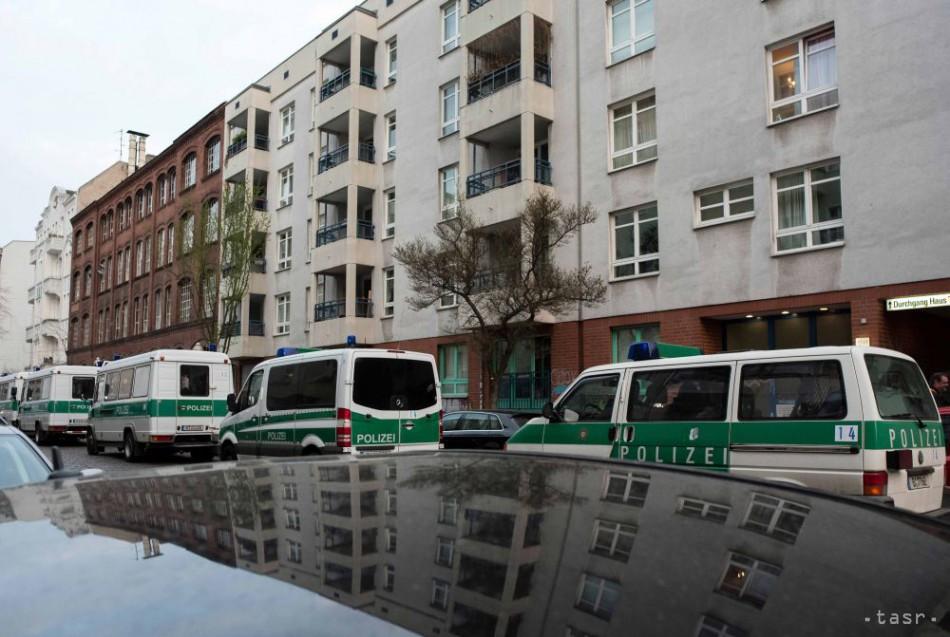 V Brémach pátrajú po mladíkovi z Alžírska, evakuovali nákupné centrum