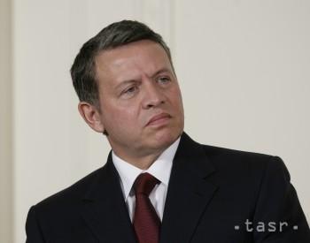 Jordánsky kráľ bude v Bielom dome viesť rozhovory o utečencoch