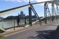 Most Márie Valérie pred 20 rokmi opäť spojil Štúrovo s Ostrihomom
