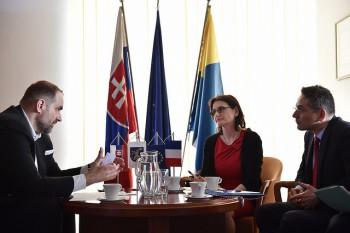 Kraj víta ideu francúzsko-slovenského gymnázia