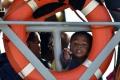 Španieli zachránili v Stredozemnom mori 224 ilegálnych migrantov