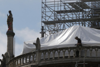 oprava, Notre Dame