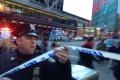 Výbuch rúrkovej bomby v metre v New Yorku súvisí s terorizmom