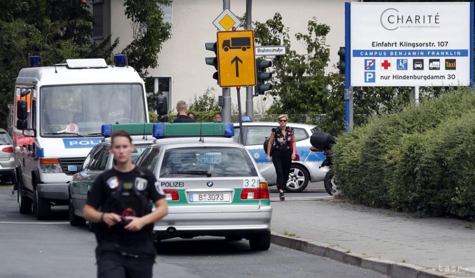 V berlínskej nemocnici vraždil 72-ročný ťažko chorý občan z Nemecka