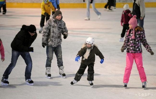 921ebbf1e Verejné korčuľovanie sa začne aj na zimnom štadióne v Dúbravke