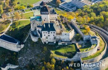 Slovensko z neba ponúkajú piloti a fotografi v novom filme