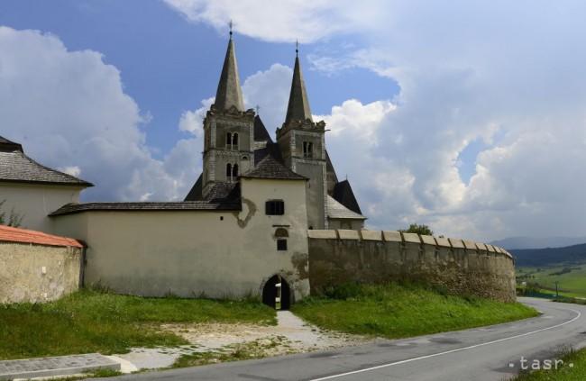 Navštívte dva kostoly na Spiši, zapísané v Zozname UNESCO