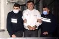 Saakašvili súhlasil s hospitalizáciou, hladovku drží už 20 dní