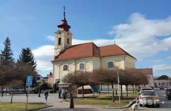 Kostol sv. Jána Krstiteľa vďačí za existenciu bitke medzi veriacimi
