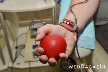 Darovať krv môžete aj počas pandémie
