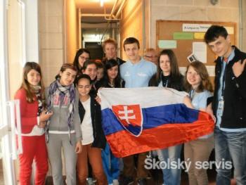 Žiaci a učitelia Gymnázia sv. Andreja v Ružomberku boli v Španielsku