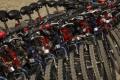 V bratislavskej Petržalke pribudli nové cyklostojany