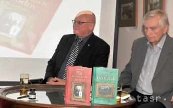 Edíciu Slovenské príbehy uviedli knihy Bernolák, Päť slovenských rodov