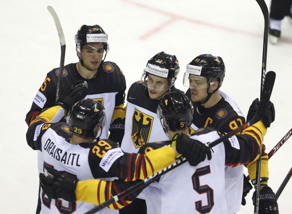 058ea7415746e Fínsko prehralo s Nemeckom v A-skupine, dvojgólový Draisaitl