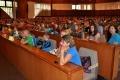 Študenti Univerzity tretieho veku diskutovali so študentmi a žiakmi