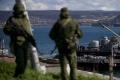Pri Kryme sa prevrátila nákladná loď, jeden člen posádky je nezvestný