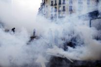 Francúzsko, Žlté vesty, Protesty, Výročie