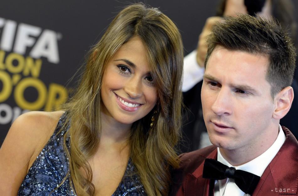 Messi sa v piatok žení, Maradonu na svadbu nepozval