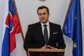NAŽIVO: Predseda NR SR A. Danko vyjadrí podporu kandidatúre M. Lajčáka