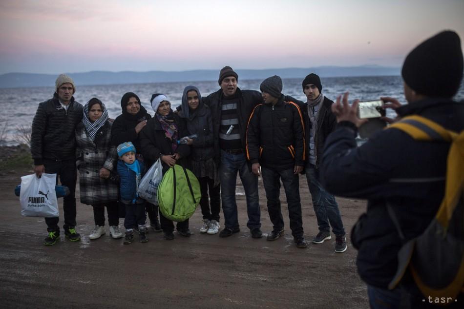 Turecko zadržalo 1300 migrantov smerujúcich do Grécka d50fac55f83
