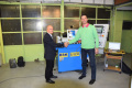 Nová CNC brúska vo výbave Spojenej školy v Prešove