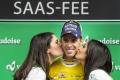 Rui Costa sa stal víťazom 3. cyklistickej etapy Abú Zabí Tour