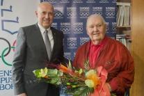 Anton Siekel (vľavo) a Kamil Haťapka